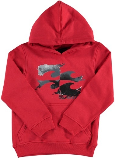 Billabong Sweatshirt Kırmızı
